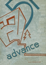 Page 1, 1951 Edition, Arcata High School - Advance Yearbook (Arcata, CA) online yearbook collection