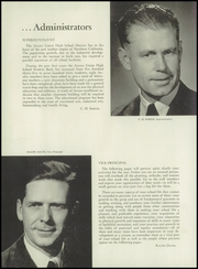 Page 14, 1951 Edition, Arcata High School - Advance Yearbook (Arcata, CA) online yearbook collection