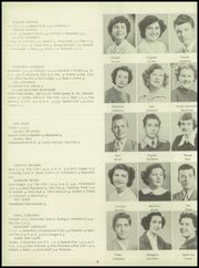 Page 12, 1951 Edition, Arroyo Grande High School - Aerie Yearbook (Arroyo Grande, CA) online yearbook collection