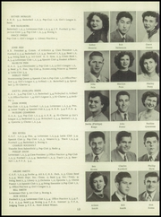 Page 16, 1951 Edition, Arroyo Grande High School - Aerie Yearbook (Arroyo Grande, CA) online yearbook collection