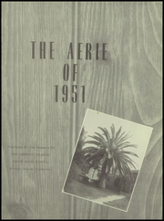 Page 5, 1951 Edition, Arroyo Grande High School - Aerie Yearbook (Arroyo Grande, CA) online yearbook collection