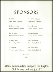 Page 123, 1958 Edition, Arroyo Grande High School - Aerie Yearbook (Arroyo Grande, CA) online yearbook collection