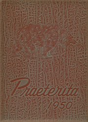 Page 1, 1950 Edition, Arvin High School - Praeterita Yearbook (Arvin, CA) online yearbook collection