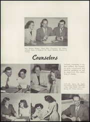 Page 12, 1950 Edition, Arvin High School - Praeterita Yearbook (Arvin, CA) online yearbook collection