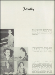Page 13, 1950 Edition, Arvin High School - Praeterita Yearbook (Arvin, CA) online yearbook collection