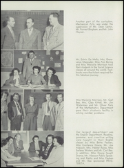 Page 15, 1950 Edition, Arvin High School - Praeterita Yearbook (Arvin, CA) online yearbook collection