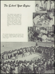 Page 17, 1950 Edition, Arvin High School - Praeterita Yearbook (Arvin, CA) online yearbook collection