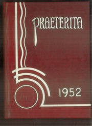 Page 1, 1952 Edition, Arvin High School - Praeterita Yearbook (Arvin, CA) online yearbook collection