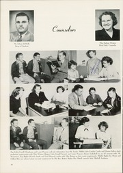 Page 14, 1952 Edition, Arvin High School - Praeterita Yearbook (Arvin, CA) online yearbook collection