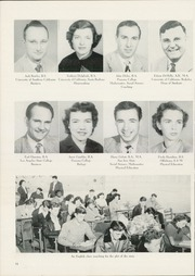 Page 16, 1952 Edition, Arvin High School - Praeterita Yearbook (Arvin, CA) online yearbook collection