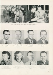 Page 17, 1952 Edition, Arvin High School - Praeterita Yearbook (Arvin, CA) online yearbook collection