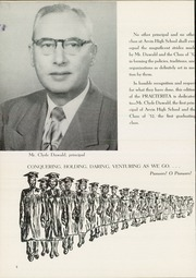 Page 6, 1952 Edition, Arvin High School - Praeterita Yearbook (Arvin, CA) online yearbook collection