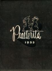 Arvin High School - Praeterita Yearbook (Arvin, CA) online yearbook collection, 1953 Edition, Page 1