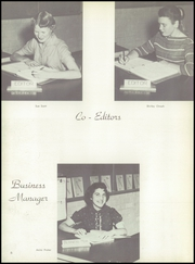 Page 10, 1957 Edition, Arvin High School - Praeterita Yearbook (Arvin, CA) online yearbook collection