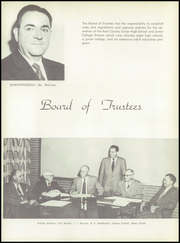 Page 14, 1957 Edition, Arvin High School - Praeterita Yearbook (Arvin, CA) online yearbook collection