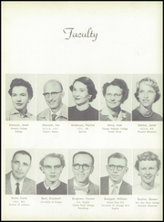 Page 17, 1957 Edition, Arvin High School - Praeterita Yearbook (Arvin, CA) online yearbook collection