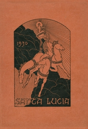 Page 1, 1930 Edition, Atascadero High School - Santa Lucia Yearbook (Atascadero, CA) online yearbook collection