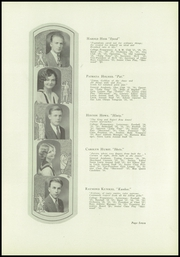 Page 11, 1930 Edition, Atascadero High School - Santa Lucia Yearbook (Atascadero, CA) online yearbook collection