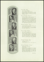 Page 13, 1930 Edition, Atascadero High School - Santa Lucia Yearbook (Atascadero, CA) online yearbook collection