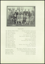 Page 7, 1930 Edition, Atascadero High School - Santa Lucia Yearbook (Atascadero, CA) online yearbook collection