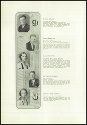 Page 12, 1931 Edition, Atascadero High School - Santa Lucia Yearbook (Atascadero, CA) online yearbook collection
