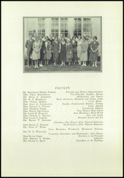 Page 9, 1931 Edition, Atascadero High School - Santa Lucia Yearbook (Atascadero, CA) online yearbook collection