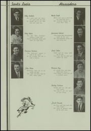 Page 12, 1937 Edition, Atascadero High School - Santa Lucia Yearbook (Atascadero, CA) online yearbook collection