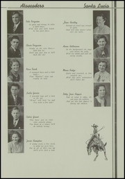 Page 13, 1937 Edition, Atascadero High School - Santa Lucia Yearbook (Atascadero, CA) online yearbook collection
