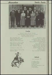 Page 9, 1937 Edition, Atascadero High School - Santa Lucia Yearbook (Atascadero, CA) online yearbook collection