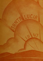 1947 Edition, Atascadero High School - Santa Lucia Yearbook (Atascadero, CA)