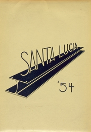 Page 1, 1954 Edition, Atascadero High School - Santa Lucia Yearbook (Atascadero, CA) online yearbook collection