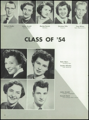 Page 12, 1954 Edition, Atascadero High School - Santa Lucia Yearbook (Atascadero, CA) online yearbook collection