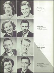 Page 15, 1954 Edition, Atascadero High School - Santa Lucia Yearbook (Atascadero, CA) online yearbook collection