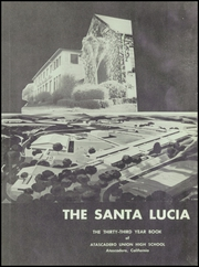 Page 5, 1954 Edition, Atascadero High School - Santa Lucia Yearbook (Atascadero, CA) online yearbook collection