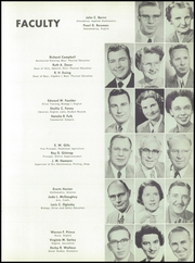 Page 9, 1954 Edition, Atascadero High School - Santa Lucia Yearbook (Atascadero, CA) online yearbook collection