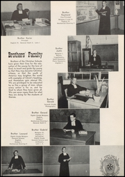 Page 11, 1951 Edition, Garces Memorial High School - El Padre Yearbook (Bakersfield, CA) online yearbook collection