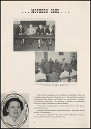 Page 14, 1951 Edition, Garces Memorial High School - El Padre Yearbook (Bakersfield, CA) online yearbook collection