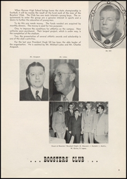 Page 15, 1951 Edition, Garces Memorial High School - El Padre Yearbook (Bakersfield, CA) online yearbook collection