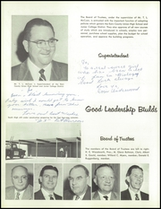 Page 10, 1960 Edition, South High School - Merrimac Yearbook (Bakersfield, CA) online yearbook collection