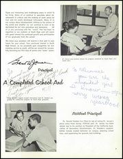 Page 11, 1960 Edition, South High School - Merrimac Yearbook (Bakersfield, CA) online yearbook collection