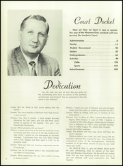 Page 10, 1960 Edition, Baldwin Park High School - Sagittar Yearbook (Baldwin Park, CA) online yearbook collection