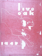 Page 1, 1947 Edition, Beaumont High School - Live Oak Yearbook (Beaumont, CA) online yearbook collection