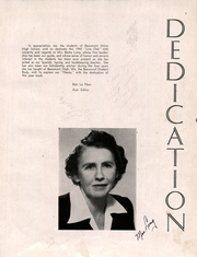 Page 11, 1947 Edition, Beaumont High School - Live Oak Yearbook (Beaumont, CA) online yearbook collection