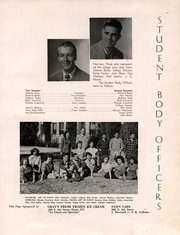 Page 15, 1947 Edition, Beaumont High School - Live Oak Yearbook (Beaumont, CA) online yearbook collection