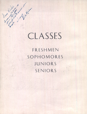 Page 16, 1947 Edition, Beaumont High School - Live Oak Yearbook (Beaumont, CA) online yearbook collection