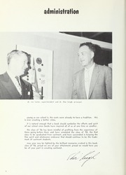 Page 10, 1956 Edition, Carlmont High School - Yearbook (Belmont, CA) online yearbook collection