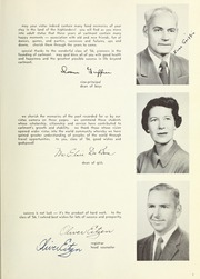 Page 11, 1956 Edition, Carlmont High School - Yearbook (Belmont, CA) online yearbook collection