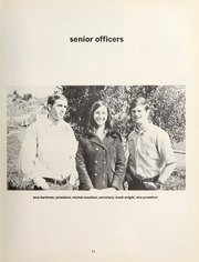 Page 15, 1972 Edition, Carlmont High School - Yearbook (Belmont, CA) online yearbook collection