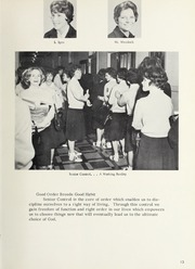 Page 17, 1962 Edition, Notre Dame High School - Torch Yearbook (Belmont, CA) online yearbook collection