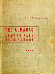 1946 Edition, Seward Park High School - Almanac Yearbook (New York, NY)